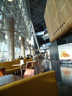 Geneva Airport...cool!