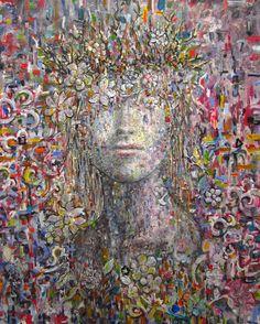 Queen by ArtChiRU on Etsy