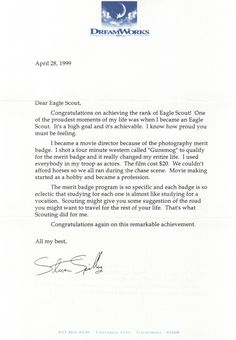 Sample eagle scout congratulatory letter request eagle court of 19 2013 earning the eagle scout award is something to altavistaventures Images
