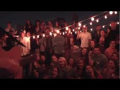 """""""Stubborn Love"""" Acoustic by The Lumineers 