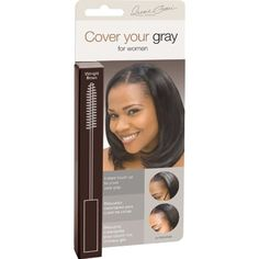 Cover Your Grey for Women Temporary Touch Up Wand - Midnight Brown * Visit the image link more details. (This is an affiliate link) #HairCare