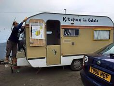 The Refugee Crisis: Why Come to the Calais Camps?