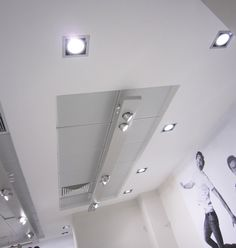 KEGE Downlights by Optelma. Recessed and fitted with Xicato LED's . #LightingDesign #Lighting #Retail #StoreDesign #Architecture #InteriorDesign #LED #Recessed #Downlights