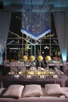 Glam #DCwedding {Sequoia Restaurant }