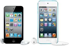 Differences Between iPod touch 4th Gen and iPod touch 5th Gen @ EveryiPod.com