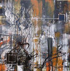 Abstract Painting Original Art #Art #ArtNews #ArtInfo #OriginalArt #AbstractArt #UKArtist
