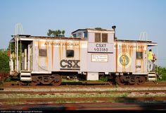 RailPictures.Net Photo: CSXT 903180 CSX Transportation (CSXT) Caboose at Fostoria, Ohio by Redhawk