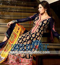 Asim Jofa Raw Silk Charmeuse Collection 2013 - 2014, Asim Jofa Raw Silk Dresses 2013-2014, Asim Jofa Raw Silk on dressesressrepublic.com