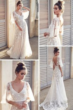 Anna Campbell Wedding Dresses 2019 — Wanderlust Collection - # Check more at. - Anna Campbell Wedding Dresses 2019 — Wanderlust Collection – # Check more at hochzeitsk.n… Source by - art crafts ideas materials projects Women's Dresses, Bridal Dresses, Vintage Dresses, Bridesmaid Dresses, Lace Bridesmaids, Wedding Dress Trends, Dream Wedding Dresses, Wedding Gowns, Wedding Skirt