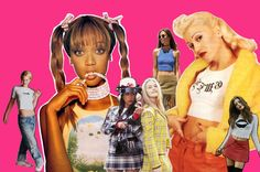 The ultimate guide to rock the 90's fashion What goes around..comes back around. We all know that fashion is cyclic and this is what happened here; with the 90's making a comeback it sure just...  #90'sfashion #AND #avirate #ayesha #beigecroptop #blackcroptop #brownmessengerbag #chainchokers #choker #croptops #Cultfashion #distressedjeans #dungarees #fabindia #fannypacks #Fossil #fynd...