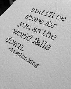 Goblin King Letterpress Card or Framed Print / David Bowie - As the world falls… Bowie Labyrinth, Labyrinth Movie, Jareth Labyrinth, Goblin King, Jennifer Connelly, Labrynth Tattoo, Labyrinth Quotes, Tatto Love, Movie Quotes