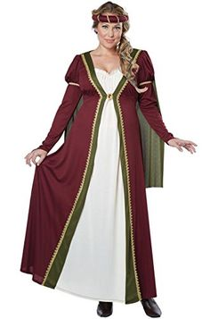 Mememall Fashion Medieval Maiden Renaissance Faire Costume Adult Women Plus Size ** Be sure to check out this awesome product.