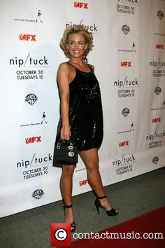Kelly Carlson Nip/Tuck Season 5 Premiere Screening held at the Paramount Theatre - Pictures) Kelly Carlson, Paramount Theater, Actresses, Seasons, Ice Hockey, Hair, Dating, Image, Gallery