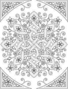 blumen-mandala. vintage dekorative elemente. orientalisches muster, vektorillustrati