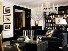 ... she also has worked as a home collection designer for Ralph Lauren-velvet couch !!!!!!!!!!!
