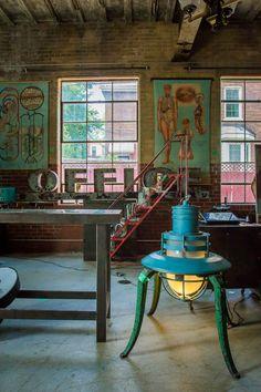 Metropolis Factory's Industrial Renaissance
