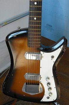 1965 Airline Guitar - Vintage Electric Guitar