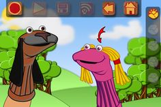 Sock Puppets: a great app to help students retell a folk or fairytale Digital Literacy, Digital Storytelling, Smart Board Lessons, Toddler Preschool, Preschool Learning, Preschool Ideas, Teaching Ideas, Sock Puppets, Library Lessons