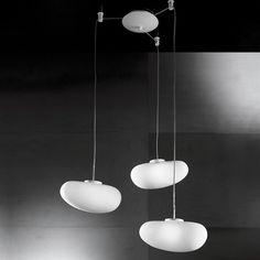 Blob 3 luci - Sforzin - Lampadari Sospensione - Progetti in Luce