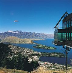 Skyline Restaurant - Queenstown, Nuova Zelanda