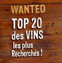 Top 20 des vins les plus rechercher. Nous sommes spécialisé dans le rachat et la revente de grands de vos vins Grands Crus.