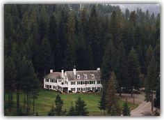 The Clark House, Hayden Lake