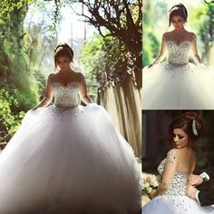 I found some amazing stuff, open it to learn more! Don't wait:http://m.dhgate.com/product/2015-hot-sale-wedding-dresses-ball-gown-sheer/249740727.html