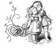 Hänsel & Gretel Illustration Brothers Grimm, Sauvignon Blanc, Witch, Illustration, Art, Art Background, Kunst, Witches, Illustrations