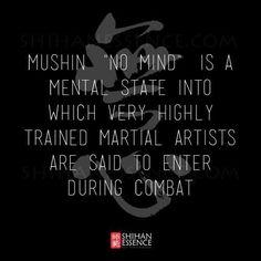Mushin...