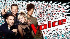 Alicia Keys, Adam Levine, Blake Shelton e Miley Cyrus arrasam cantando música do…