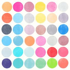 Colorplay 9 - Art Print by Garima Dhawan/Society6