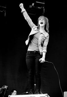 Been a paramore fan since '08 I think when riot came out and loved their first album too. After all this time and the band changing I still love them to pieces <3
