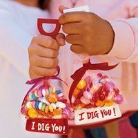 I Dig You, Valentine! - Things to Make and Do, Crafts and Activities for Kids - The Crafty Crow