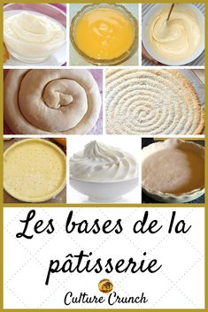 Discover recipes, home ideas, style inspiration and other ideas to try. Sweet Pastries, Bread And Pastries, Sweet Recipes, Cake Recipes, Dessert Recipes, Desserts With Biscuits, Best Chocolate Cake, French Desserts, Cooking Chef