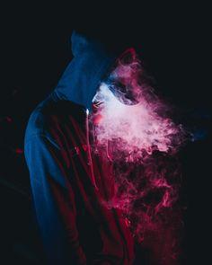 Smoke, vape, vaping and hoodie HD photo by wild vibez ( on Unsplash Man In Black, Black Men, Creative Photography, Photography Tips, Night Photography, Photography Business, White Photography, Photography Hashtags, Infrared Photography
