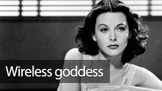 Hedy Lamarr (b.1914-d. 2000) helped invent a device that allowed the spread of radio signals over multiple frequencies to avoid torpedo detection of ships during WWII. This very same technology still helps drive worldwide mobile telecommunications such as Bluetooth and Wi-Fi systems.