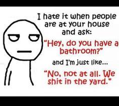 Funny sarcasm