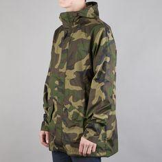 Nike SB Fishtail Packable Wind Jacket Camo