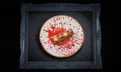 food as art (konzeptionelle verbindung zweier gebiete)