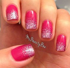 valentine nail designs | Nail Art Designs Ideas For Valentines Day 2014 Heart Nails 3 Love Nail ...