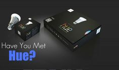 """Learn more about Have you met """"Hue?"""" with articles from the ForRent team tailored to help you with all of your rental needs. Phillips Hue Lighting, Apartment Living, Gadget, Give It To Me, Lights, Blog, Decor, Decoration, Blogging"""