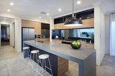 Display home golden bay the lindenfield perth montana and display breakfast bar new kitchens perth home buider malvernweather Images