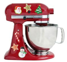 I Love Cupcakes With Hearts Design Kitchenaid Mixer Mixing Machine Decal Art Wrap Flowers Bakery, Best Stand Mixer, Stand Mixers, Kitchenaid Stand Mixer, Watermelon Fruit, Watermelon Patch, Peppermint Candy, Home Baking, Holly Berries