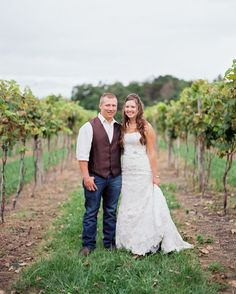 Country Winery Wedding