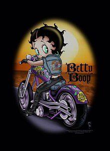 Betty Boop Digital Art - Boop - Wild Biker by Brand A Rockabilly, Wild Child, Imagenes Betty Boop, Betty Boop Tattoos, Betty Boop Pictures, Studios, Harley Davidson News, Biker Chick, Black Betty