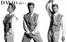 vezzipuss.tumblr.com — David Bowie, Photo @ Tony McGee, Circa 90