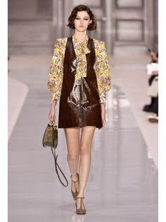 bcaa697af3 Runway Looks for Less: Chloé Ready-to-Wear Fall 2017