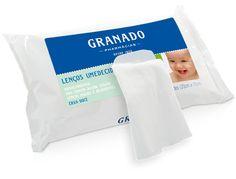 Granado - Bebê - Corpo - Lenço Umedecido