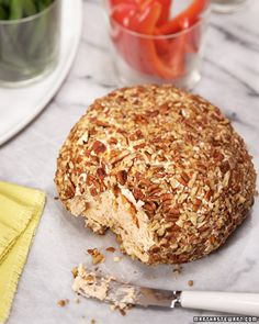 I make this smokey cheese ball recipe every Christmas and it's always a huge hit