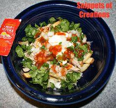 Snippets Of Creations: (Copy Cat) Del Taco Carnitas Fries Recipe